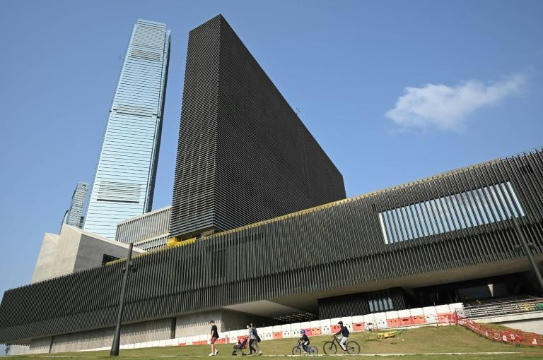 Hong Kong's new M+ Museum aims to rival Western contemporary heavyweights such as London's Tate Modern and New York's Museum of Modern Art