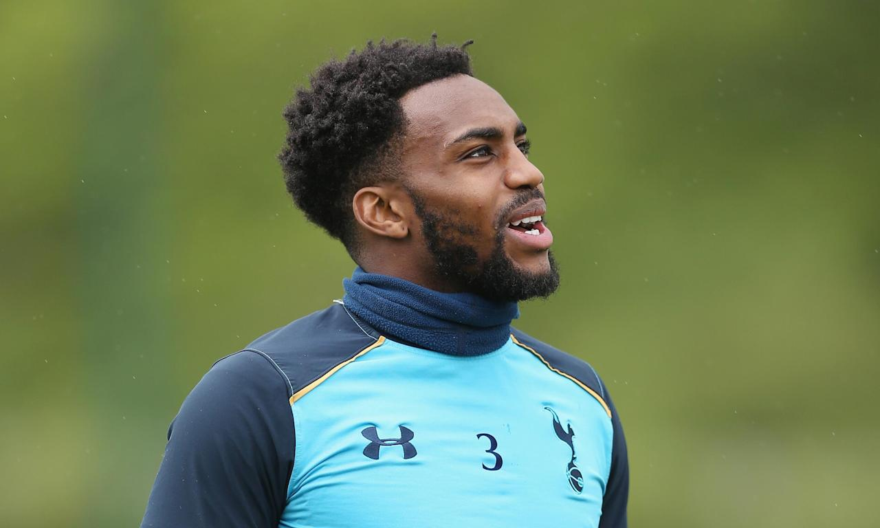 Danny Rose last played for Tottenham against Sunderland in January.
