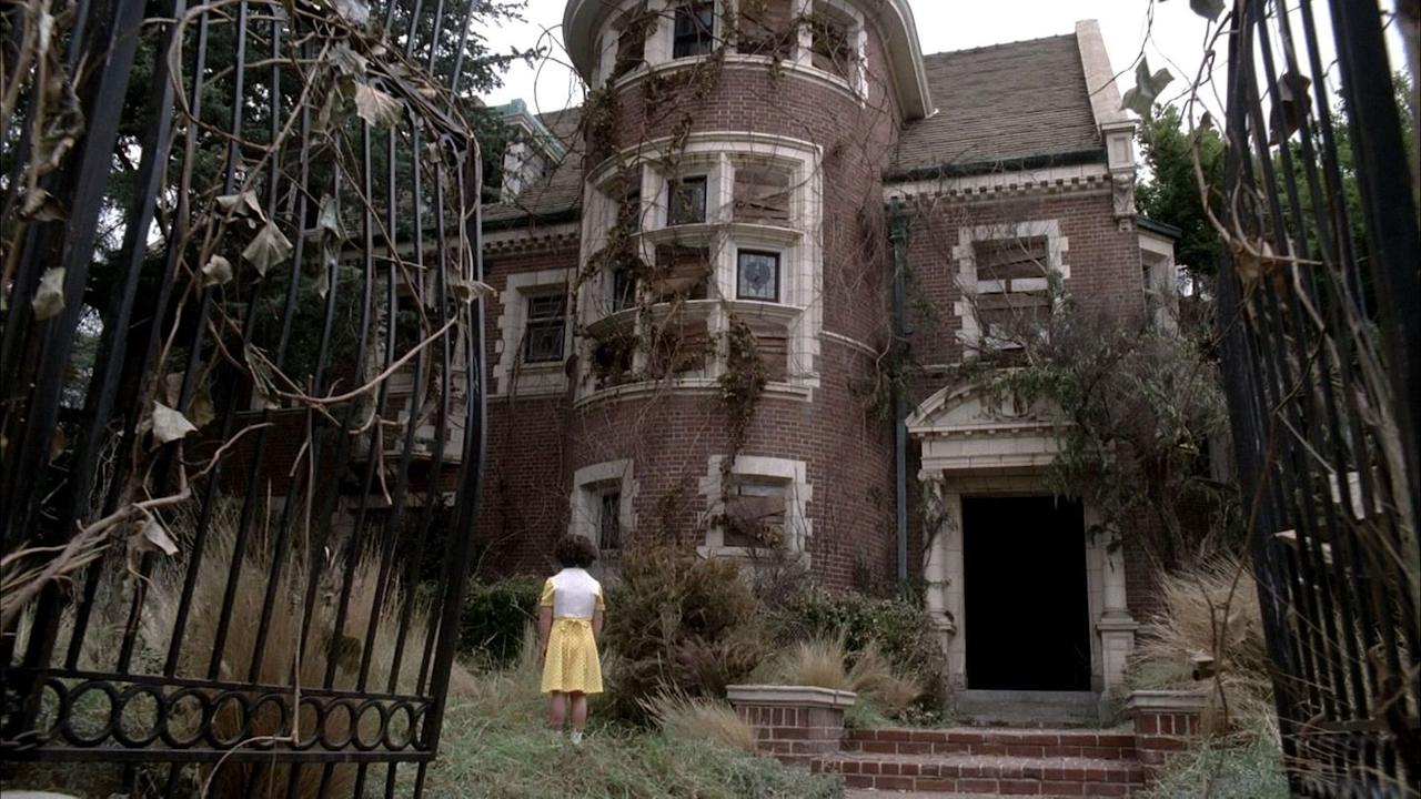 <p>The Alfred Rosenheim Mansion is perhaps the most recognizable of the American Horror Story sets. The haunted estate was where it all began, following the steps of <em>The X-Files </em>and <em>Buffy the Vampire Slayer</em>. Despite its creepy façade, <em></em>the interior boasts gold ceilings, Tiffany stained glass and six fireplaces. Though privately owned, fans have snapped so many pictures of the exterior real estate agents are finding it a hard sell.</p>