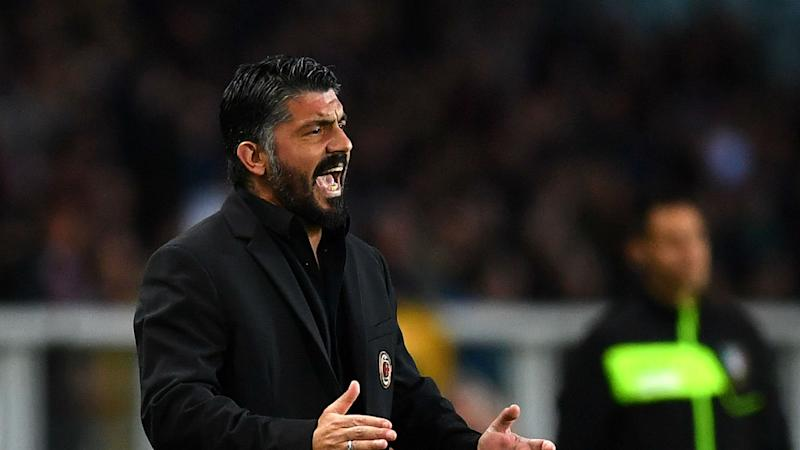 Gattuso: AC Milan's slump is embarrassing for a historic club