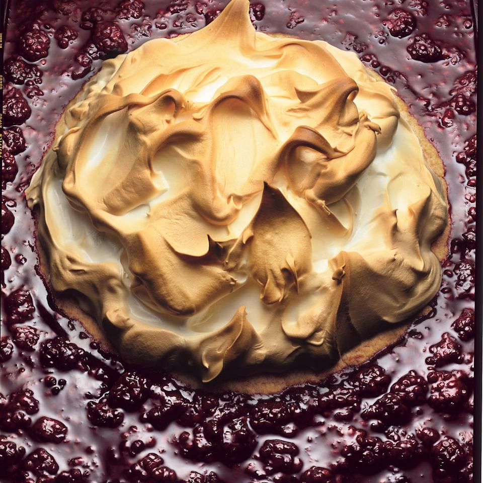 """Graham crusts typically start with crushed graham crackers. Here, whole-wheat graham <em>flour</em> gives the crust a nutty flavor and hearty texture. <a href=""""https://www.epicurious.com/recipes/food/views/lemon-meringue-pie-with-graham-crust-364673?mbid=synd_yahoo_rss"""">See recipe.</a>"""