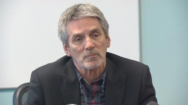 John McGarry was removed from his position as chair of the Horizon Health Network board by Health Minsiter Dorothy Shephard in April. (CBC - image credit)