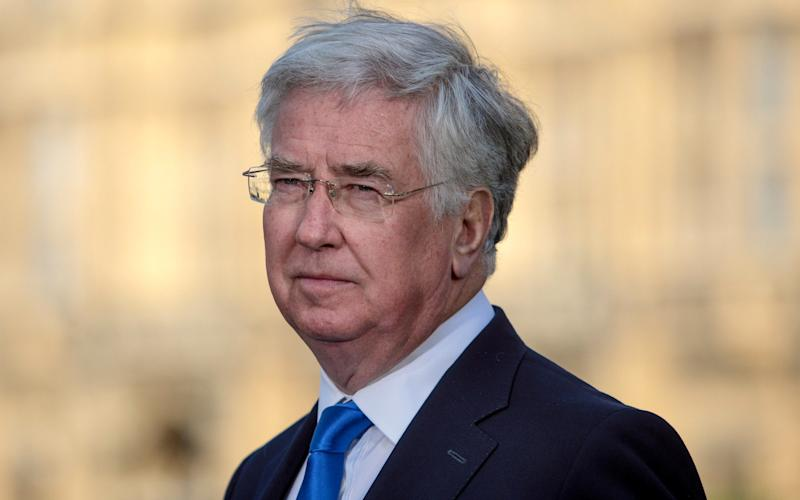 Michael Fallon - Credit: Jack Taylor/Getty