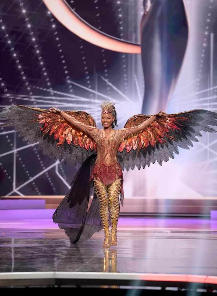 Miss USA National Costume Show 2021