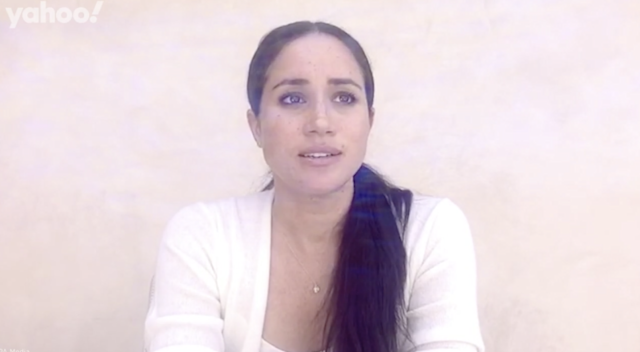 Meghan Markle spoke out this week following the tragic death of George Floyd in police custody. Photo: Duchess of Sussex