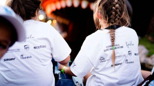 PHOTO: Siblings separated in foster care reunite at annual event. (Together We Rise )