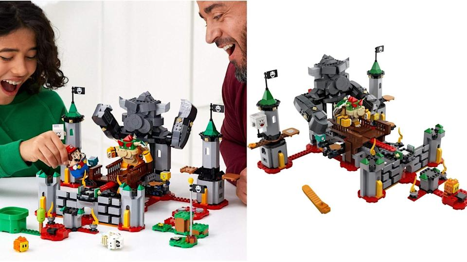 These are some of the most interactive Legos around.