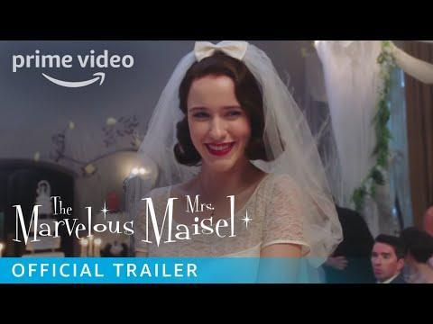 "<p>Amy Sherman Palladino's post-<em>Gilmore Girls</em> and <em>Bunheads</em> creation tells the story of a Joan Rivers-esque comedian in the late 1950s. Played by Rachel Brosnahan and perfectly foiled by Alex Borstein's rough manager personality, Midge Maisel has a lot of ground to break. And she's not afraid to do it with a dirty mouth.</p><p><a class=""link rapid-noclick-resp"" href=""https://watch.amazon.com/detail?asin=B0823SBW8J&tag=syn-yahoo-20&ascsubtag=%5Bartid%7C10054.g.29251120%5Bsrc%7Cyahoo-us"" rel=""nofollow noopener"" target=""_blank"" data-ylk=""slk:Watch Now"">Watch Now</a></p><p><a href=""https://www.youtube.com/watch?v=fOmwkTrW4OQ"" rel=""nofollow noopener"" target=""_blank"" data-ylk=""slk:See the original post on Youtube"" class=""link rapid-noclick-resp"">See the original post on Youtube</a></p>"