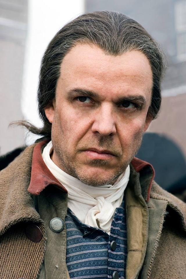 Danny Huston in John Adams.