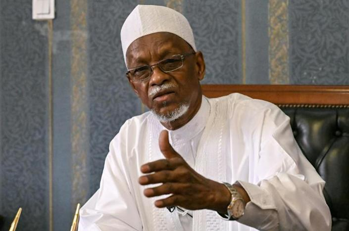 Goukouni has been consulted by Chad's military and political brass in recent days