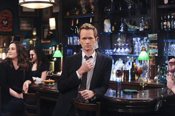 Barney Stinson (Neil Patrick Harris) in the 'How I Met Your Mother' finale (Ron P Jaffe/ Fox Television)