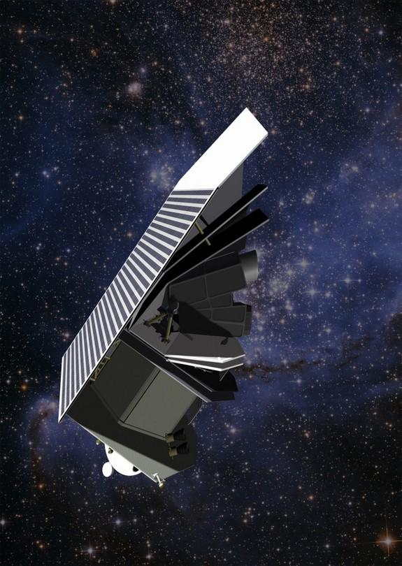 Astronauts Auctioning Artifacts for Asteroid-Hunting Space Telescope