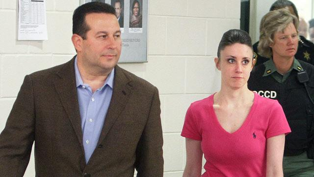 Casey Anthony's Family Computer Shows Suicide Searches, Lawyer Says