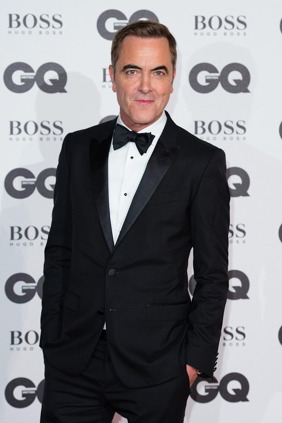 James Nesbitt pictured in 2016 (Photo: Jeff Spicer via Getty Images)