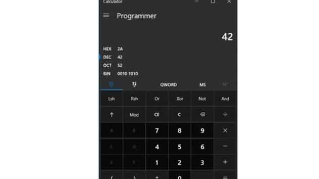 Microsoft's Windows Calculator is now open-source for developers