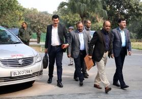 NHRC team meets Jamia students, records their statements