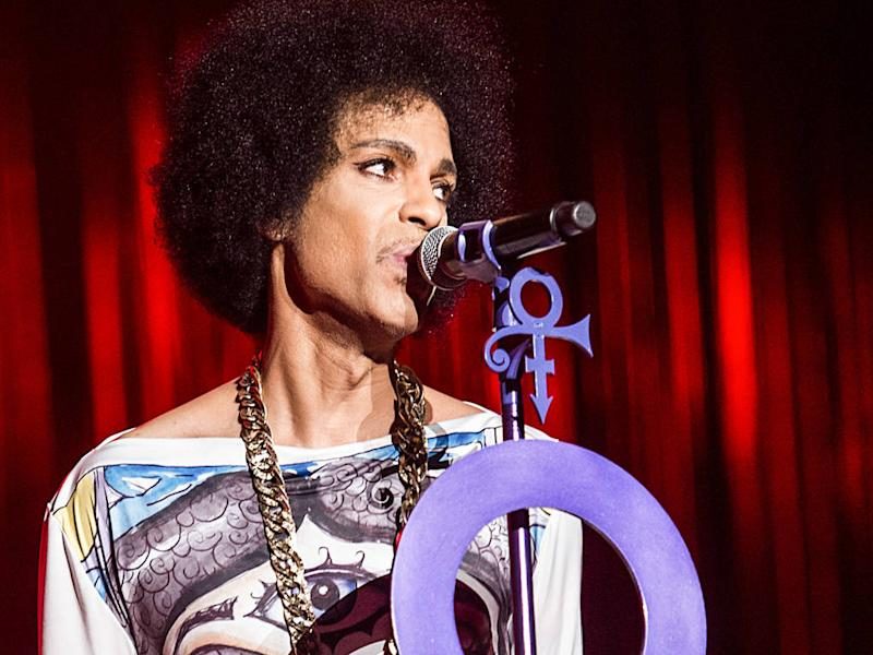 Prince's personal designers releasing limited-edition clothing line