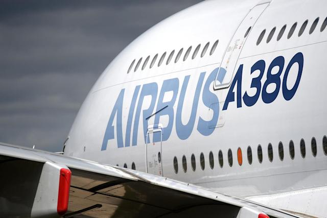 "Airbus: The aerospace firm has warned it could pull out of the UK with the loss of thousands of jobs in the event of a ""no-deal"" Brexit: PA"