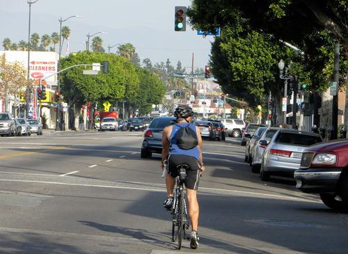 bike los angeles