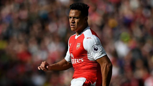 Alexis Sanchez has been heavily linked with Man City but Sergio Aguero and Gabriel Jesus mean a new striker is not Pep Guardiola's priority.
