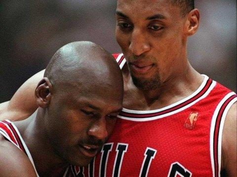 michael jordan chicago bulls flu game