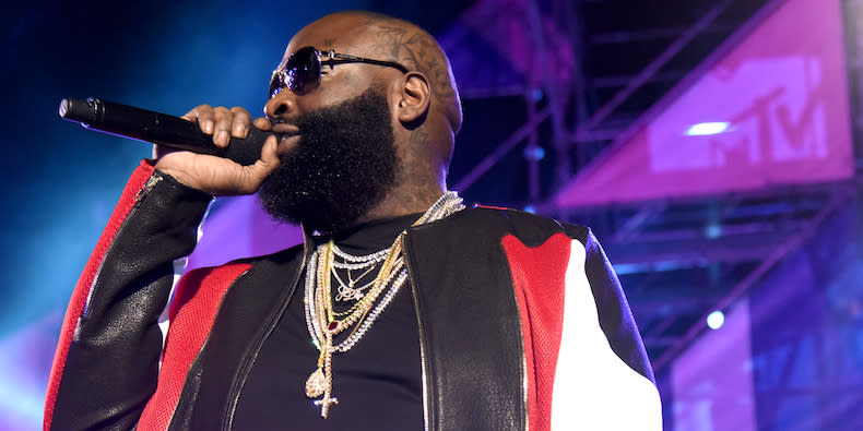 Rick Ross Strikes Plea Deal in Assault and Kidnapping Case