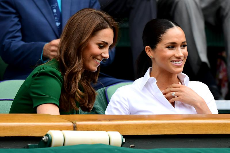 Kate e Meghan (Photo by Shaun Botterill/Getty Images)