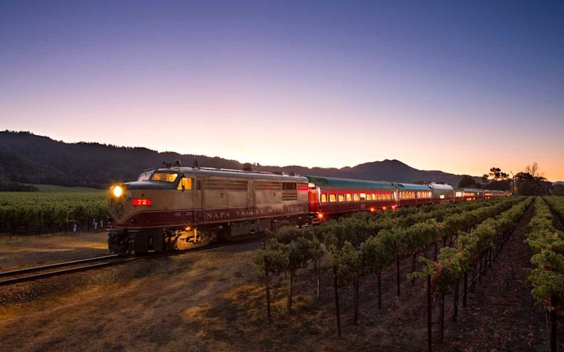 Napa Valley Wine Train Murder Mystery Rides Are Back — Here's the 2020 Schedule