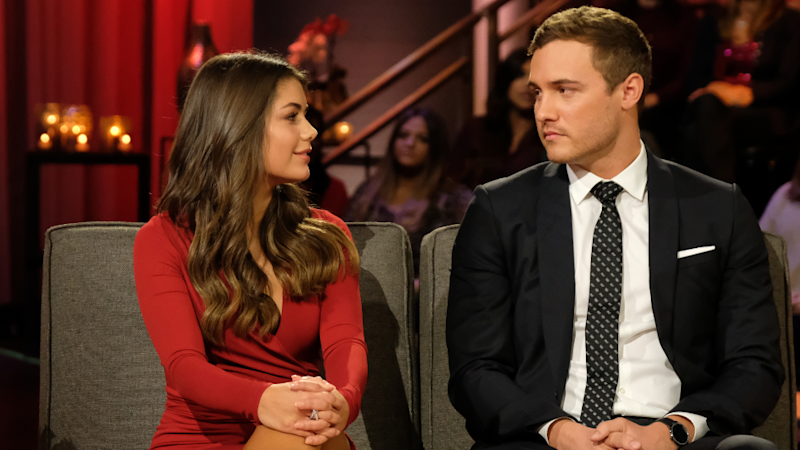 This 'Bachelor' Scene We Didn't See Explains Why Hannah Ann Almost Missed the Final Rose Ceremony