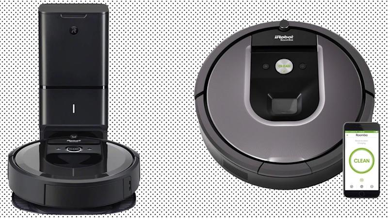 Save Big On The Smart Mapping And Self Emptying Irobot