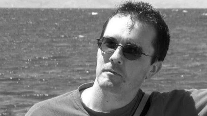 Samuel Paty, 47, has been identified as the teacher killed in Paris on Friday. Source: Twitter