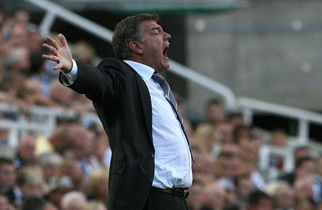 Allardyce lasted less than a year as Newcastle manager