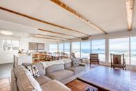 """<strong>Bedrooms:</strong> 5<br> <strong>Bathrooms:</strong> 3<br> <strong>Minimum stay:</strong> 4 nights<br> <br> This massive home in Arch Cape is located right on the beach and has enough space for a family getaway (pets can come, too, for no additional charge). Arch Cape itself is coastal town surrounded by unique rock formations created by ancient lava flows. Guests will find plenty to do, including visiting local state parks, taking in a show at the Coaster Theatre Playhouse, ziplining through the forest, or practicing yoga at Cannon Beach Yoga Arts. $417, Marriott (Starting Price). <a href=""""https://homes-and-villas.marriott.com/en/properties/78117354-arch-cape-casa-pacifica"""" rel=""""nofollow noopener"""" target=""""_blank"""" data-ylk=""""slk:Get it now!"""" class=""""link rapid-noclick-resp"""">Get it now!</a>"""
