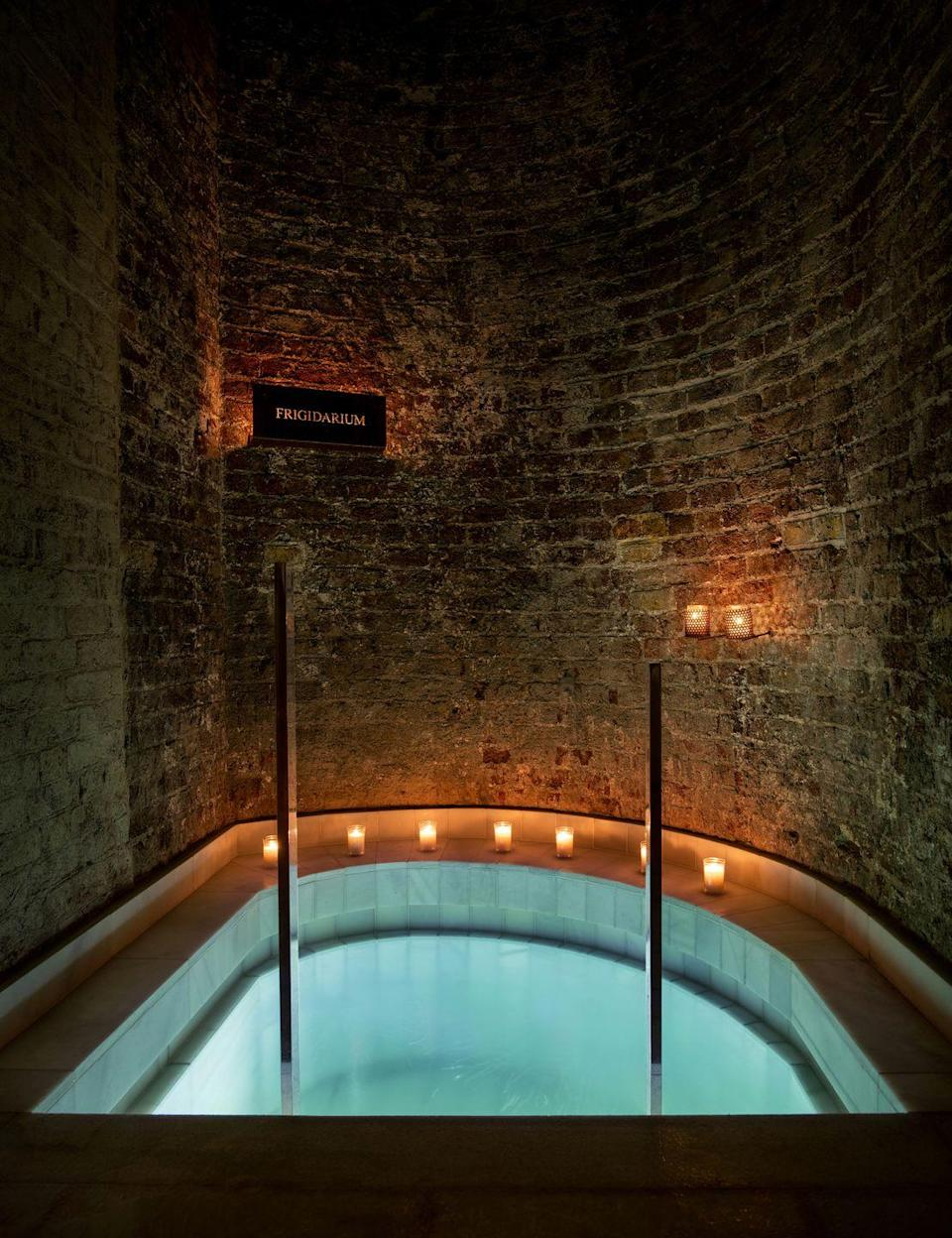 """<p>AIRE Ancient Baths - Prices start at £90.00 pp</p><p>Opened earlier this summer, AIRE Ancient Baths is redefining what it means to go underground in London. Offering a range of relaxation experiences, including massages and rituals, as well as functioning as an ancient bath inspired by Roman, Greek, and Ottoman civilisations, we couldn't think of a better place to hang out in candlelight.</p><p>When you buy an AIRE experience it comes in the form of a physical box, including a brochure and experience card. Alternatively you can buy a digital gift card, which can be delivered either via email or through WhatsApp.</p><p><a class=""""link rapid-noclick-resp"""" href=""""https://beaire.com/en/london/landing/"""" rel=""""nofollow noopener"""" target=""""_blank"""" data-ylk=""""slk:SHOP NOW"""">SHOP NOW</a></p>"""