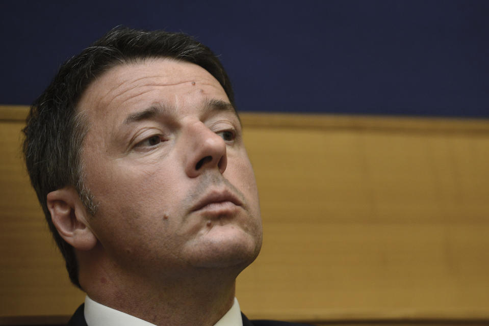 Matteo Renzi (Photo by Simona Granati - Corbis/Getty Images)