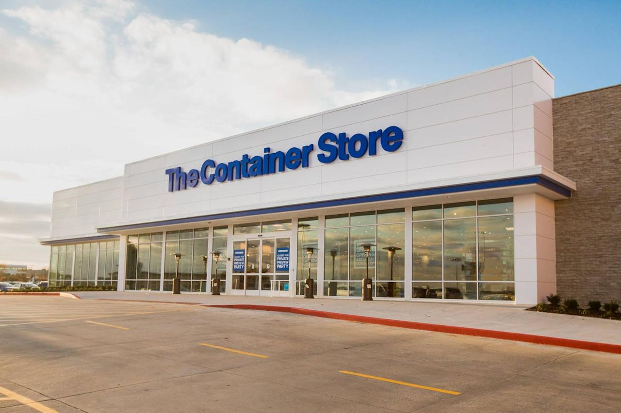 "<p><a rel=""nofollow"" href=""https://www.containerstore.com/pop/index.htm"">SIGN UP</a></p><p>Those who sign up for <a rel=""nofollow"" href=""https://www.containerstore.com/welcome.htm"">The Container Store</a>'s POP! program will receive 15 percent off their next purchase, in addition to $15 POP! Perks, invitations to exclusive Container Store events, surprises, as well as anniversary and birthday gifts.</p>"