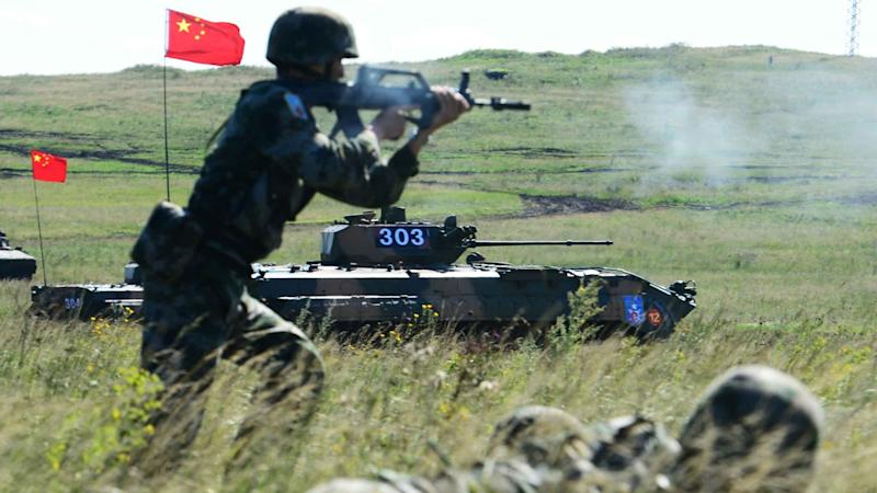 Vostok 2018: a showcase of Russian military might and ties with China