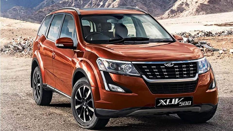 2021 Mahindra XUV500 will debut in India in H2 2021