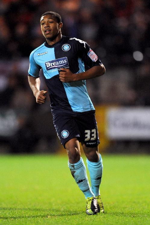 Jordon Ibe, now of Liverpool, is one of several promising talents to come through the Wycombe's youth system
