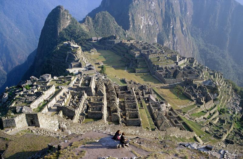 Tourist plunges to death while taking a selfie at Inca ruins