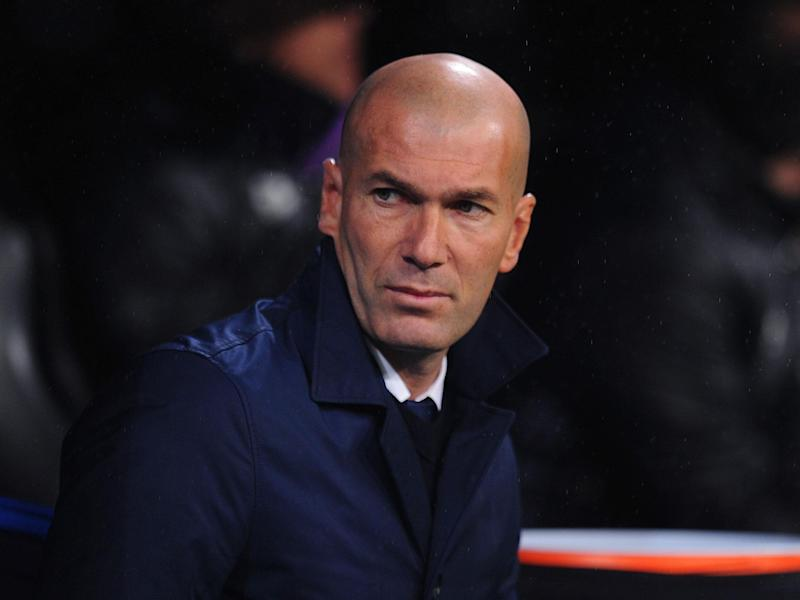 Zinedine Zidane is under no illusions about his job security: Getty