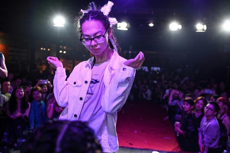 "Performer Huahua says voguing has a ""very tragic history"""