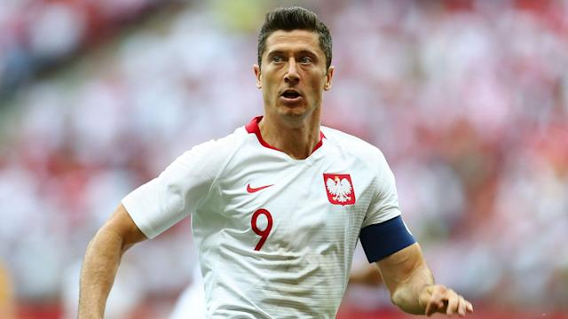 A reduced Bundesliga workload means Robert Lewandowski is firing on all cylinders as Poland prepare for their World Cup campaign.