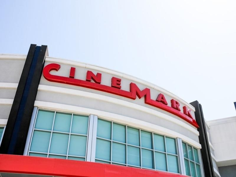 Cinemark is planning to reopen its theaters in the summer, the company announced.
