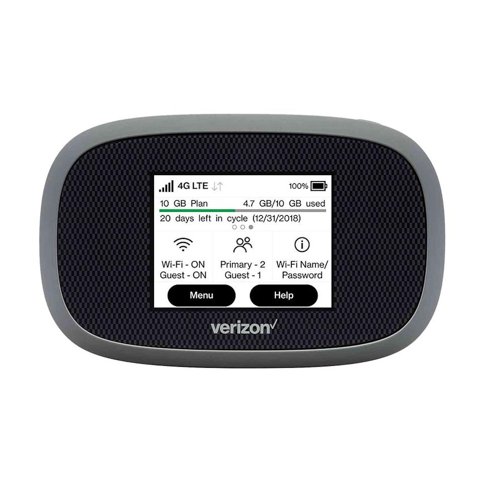 These Portable Wi-Fi Hotspots Ensure You'll Never Be