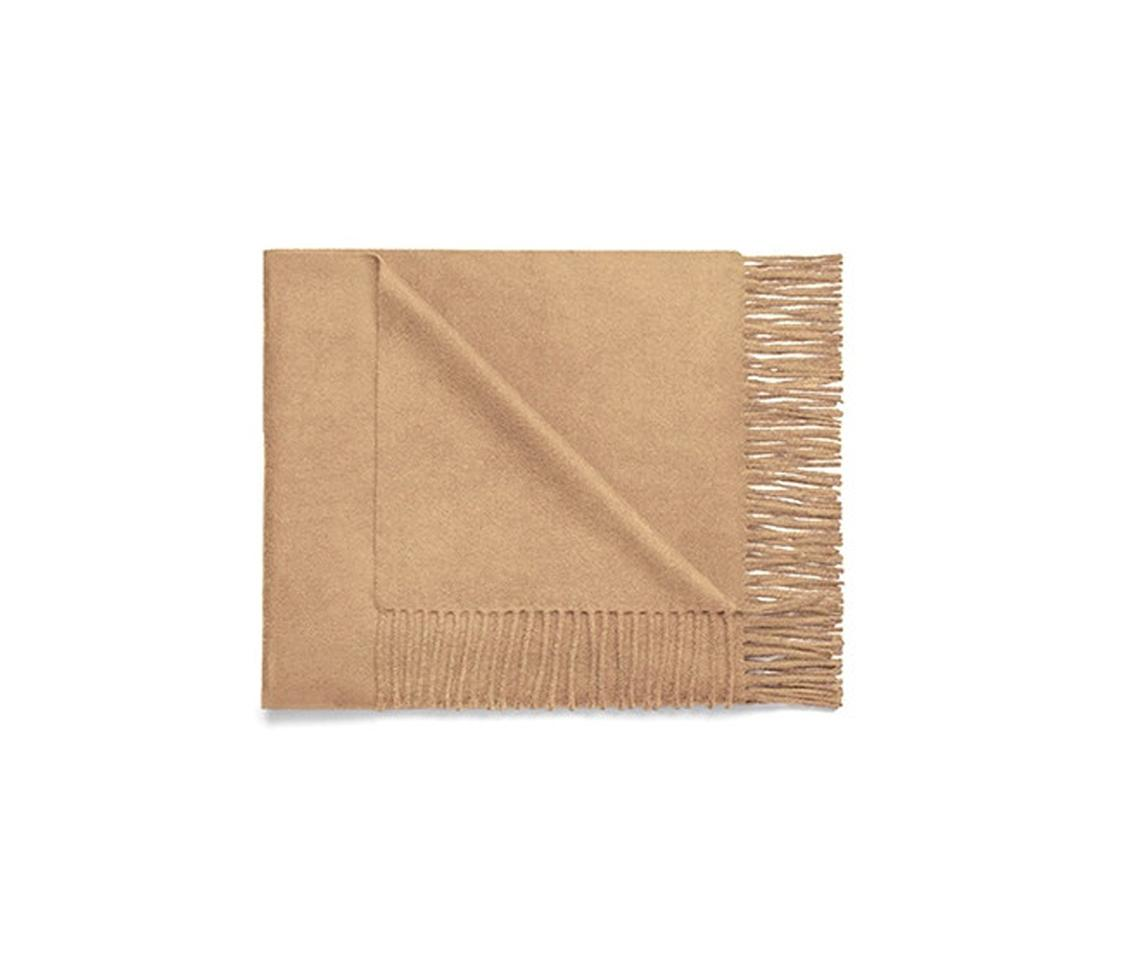 """<p>$99, <br /><a rel=""""nofollow"""" href=""""https://genuine-people.com/products/wool-cashmere-blend-scarf?variant=26535377609/"""">genuine-people.com</a> </p>"""