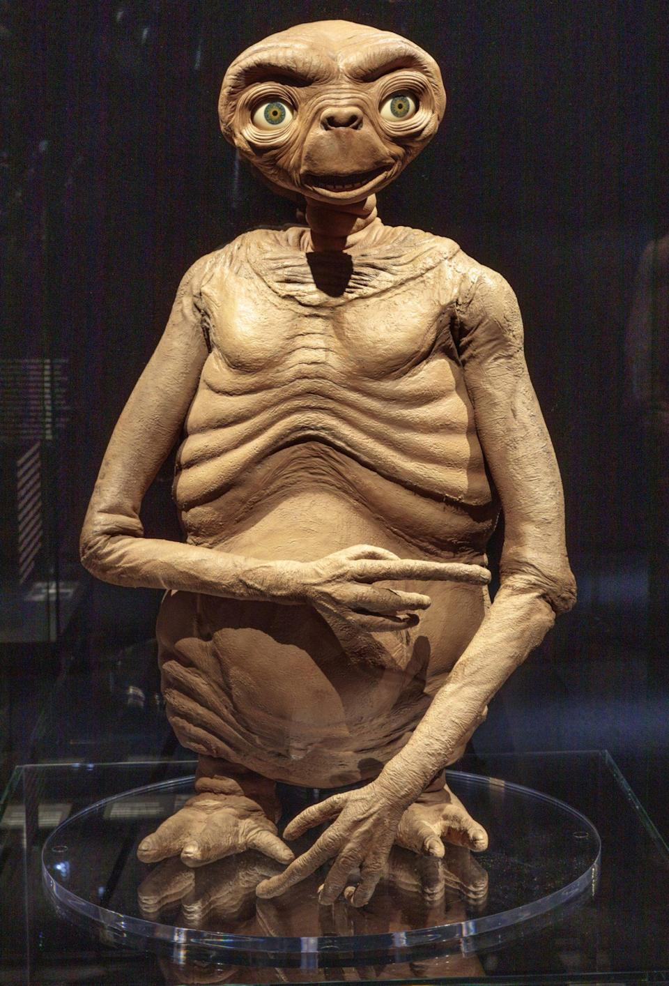 <p>You'll want to phone home after having your own encounter with E.T.</p>