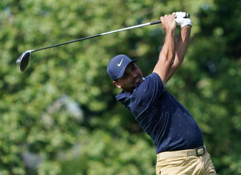 Golf: Day cleared to play as single on Saturday after negative COVID-19 test