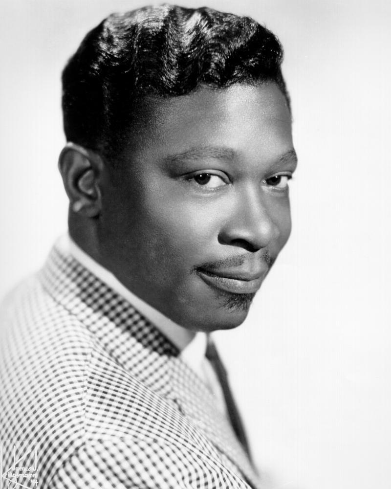 BB King late 1950s