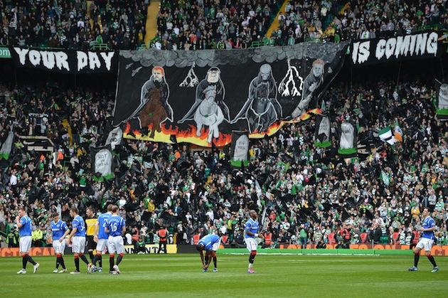 Image result for celtic fans your day is coming